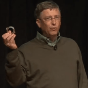 Bill Gates talks about Shang Ring Circumcision